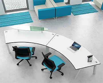 Curved-Reception-Desks