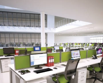 Call Centre Desking Image2